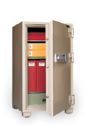 Mesa MFS 100E TAN Fire Safe - 2-Hour, All Steel, Electronic Lock, 3.6 cu ft, Tan