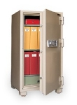 Mesa MFS 120E TAN Fire Safe - 2-Hour, All Steel, Electronic Lock, 6.8 cu ft, Tan
