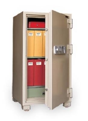 Mesa MFS 120C TAN 6.8-cu ft Fireproof Safe w/ Combination Lock