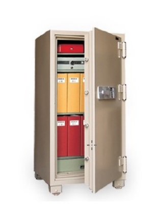 Mesa MFS 140C TAN Fire Safe, 55-1/8 x 27-5/8 x 25-in, 8.3-cu ft, Combination, Tan
