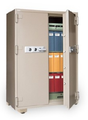 Mesa Safe MFS 170C TAN Fire Safe, 67 x 31.5 x 25-in, 13.3-cu ft, Combination, Tan