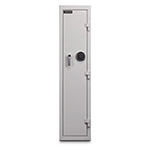 Mesa MRX2000E Pharmacy Safe, Solid Single Door, Advanced Electronic Lock, White