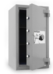 Mesa MSC3820E High Security Safe - All Steel, Electronic Lock, 5.0 cu ft Silver