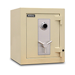 Mesa MTLE1814 1.8-cu ft 1-Compartment High Security Safe w/ Combination Lock