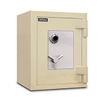 Mesa MTLE2518 4.2-cu ft 1-Compartment High Security Safe w/ Combination Lock