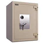 Mesa MTLE3524 9.7-cu ft 1-Compartment High Security Safe w/ Combination Lock