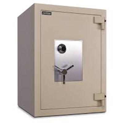 Mesa MTLE3524 High Security Safe - All Steel, Combination Lock, 9.7-cu ft, Buff Cream