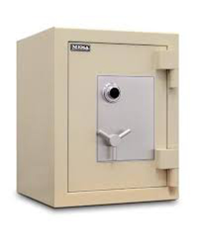 Mesa MTLF2518 4.2-cu ft 1-Compartment High Security Safe w/ Combination Lock
