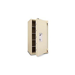Mesa MTLF7236 High Secuirty - All Steel, Combination Lock, 34.5-cu ft, Buff Cream