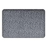 Wellness Mats P32SC189HK Seasons Cover for Wellness Mat w/ Non-Slip Bottom, Machine Washable, Arbor Carbon