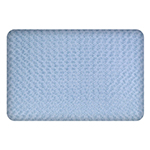 Wellness Mats P32SC202HV Seasons Cover for Wellness Mat w/ Non-Slip Bottom, Machine Washable, Gelato Ice
