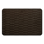 Wellness Mats P32SC209HV Seasons Cover for Wellness Mat w/ Non-Slip Bottom, Machine Washable, Sable Mocha