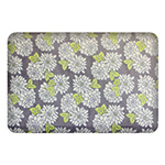 Wellness Mats P32SC216HK Seasons Cover for Wellness Mat w/ Non-Slip Bottom, Machine Washable, Mums Oliva