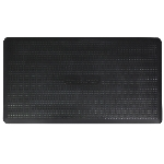 Wellness Mats MMR35 Tough & Strong Grip Mat, 5 x 3-ft, 5/8-in Thick, Poly