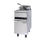 Anets 14EL14 Electric Fryer - (1) 50-lb Va