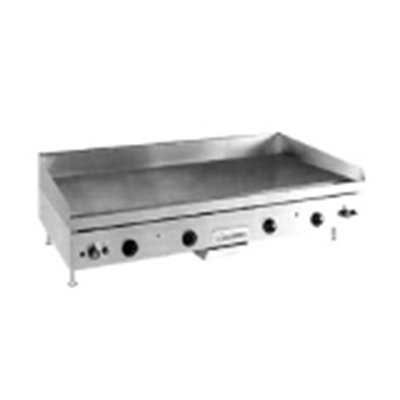Anets A24X48GM LP Griddle w/ .75-in Hardened Steel Plate & Manual Controls, 48 x 24-in, LP