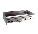 Anets A30X48GMLD NG Griddle w/ .75-in Steel Plate & Grease Drawer, Manual, 48 x 30-in, NG