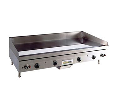 Anets A30X60GMLD NG Griddle w/ .75-in Steel Plate & Grease Drawer, Manual, 60 x 30-in, NG