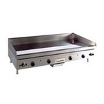 Anets A30X72GMLD NG Griddle, .75-in Steel Plate & Grease Drawer, Manual, 72 x 30-in, NG