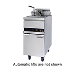 Anets 14EL14AAF Electric Fryer - (1) 50-lb. Vat, Floor Model, 240v/3ph