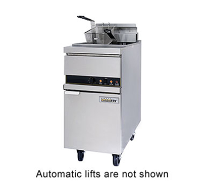 Anets 14EL14AAF Electric Fryer - (1) 50-lb Vat, Floor Model, 208v/3ph