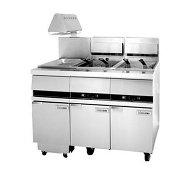 Anets FILTII14 80-lb Commercial Fryer Filter, Suction, 120v