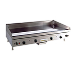 Anets A30X60GCZ NG Griddle w/ Zoned Temp Control & .75-in Chrome Steel Plate, 60 x 30-in, NG