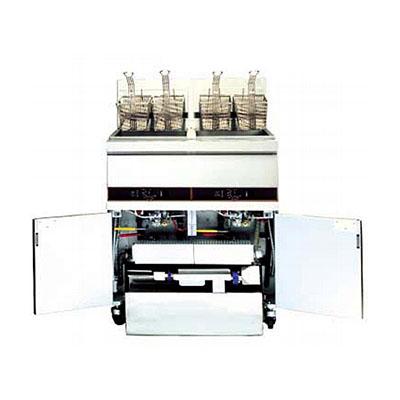 Anets FM14 100-lb Commercial Fryer Filter, Suction, 120v