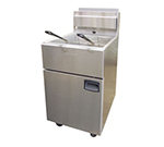 Anets SLG100 Gas Fryer - (1) 100-lb Vat, Floor Model, LP