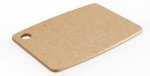 "Epicurean 001-080601 8 x 6"" Lightweight Cutting Board, NSF Recycled Paper, Natural"