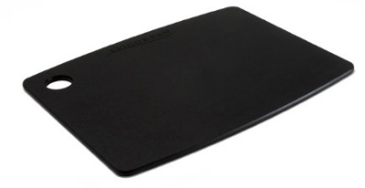 "Epicurean 001-120902 12 x 9"" Lightweight Cutting Board, NSF Recycled Paper, Slate"