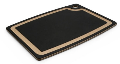 Epicurean 003-181302015EA Cutting Board w/ Juice Groove, 18 x 13-in, Slate/Natural