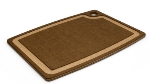 "Epicurean 003151103015EA Cutting Board w/ Juice Groove, 15 x 11"", Nutmeg/Natural"