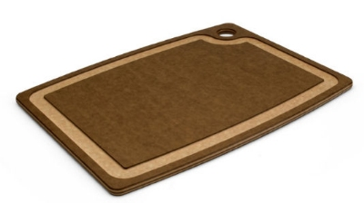 Epicurean 003151103015EA Cutting Board w/ Juice Groove, 15 x 11-in, Nutmeg/Natural