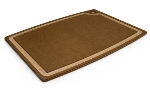 Epicurean 003201503015EA Cutting Board w/ Juice Groove, 20 x 15-in, Nutmeg/Natural