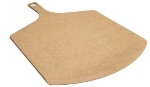 "Epicurean 007-231401EA 21 x 14"" Pizza Peel, Beveled Edge, Natural, Hole in Handle"