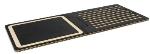 Epicurean 011-271102015 Modular Cutting Board, 27 x 11-in, Slate, 2-Piece, 2-Sided
