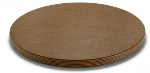 Epicurean 014-001803015 Big Block Cutting Board,18-in Round,1-in Thick, Nutmeg/Natural