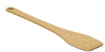 Epicurean 015-10201 12-in Turner Spoon, Nonstick Safe, NSF Recycled Paper, Natural