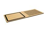 Epicurean 011-27110102 Modular Cutting Board, 27x11-in, Natural/Slate