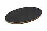 "Epicurean 020-110602 Small Sushi Cut & Serve Board, 11x6"", Slate"