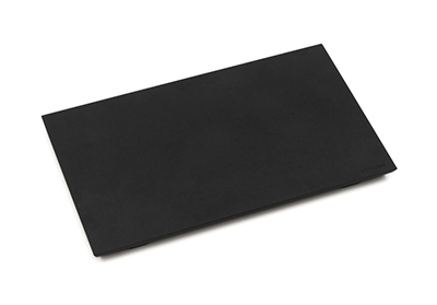 Epicurean 020-140802 Large Sushi Cut & Serve Board, 13.75x8-in, Slate