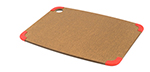 "Epicurean 202-15110301 Non Slip Cutting Board, 14.5x11.25"", Nutmeg/Red"