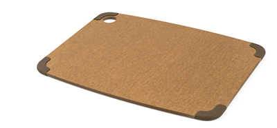 "Epicurean 202-15110302 Non Slip Cutting Board, 14.5x11.25"", Nutmeg/Brown"