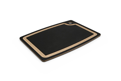 Epicurean 003-15110201 Gourmet Cutting Board, 14.5x11.25-in, Slate/Natu