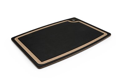 Epicurean 003-18130201 Gourmet Cutting Board, 17.5x13.25-in, Slate/Natural