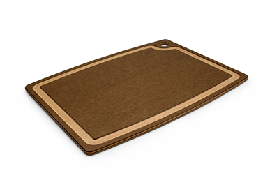Epicurean 003-18130301 Gourmet Cutting Board, 17.5x13.25-in, Nutmeg/Natural