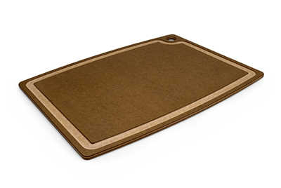 Epicurean 003-20150301 Gourmet Cutting Board, 19.5x15-in, Nutmeg/Natural