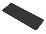 Epicurean 329-170602 Flat Bread Board. 17x6x.19-in, Slate