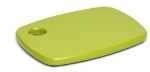 Epicurean 404-08060905 Eco Plastic Cutting Board, 8 x 6-in, Poly, Green w/ Gripper Feet